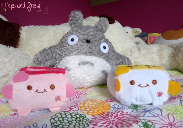 ♥ Totoro et ses tofus ♥