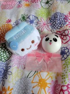 ♥ Milky et Panda sucre