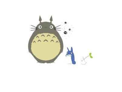 Totoro_by_D4Nart